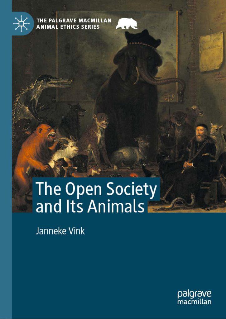 Cover van een journal over dierenrechten