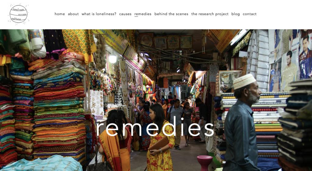 Een foto van een markt uit het midden-oosten